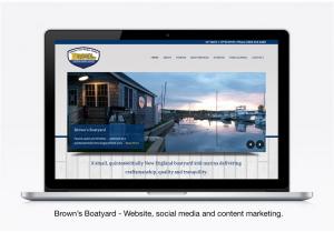 Brown's Boatyard
