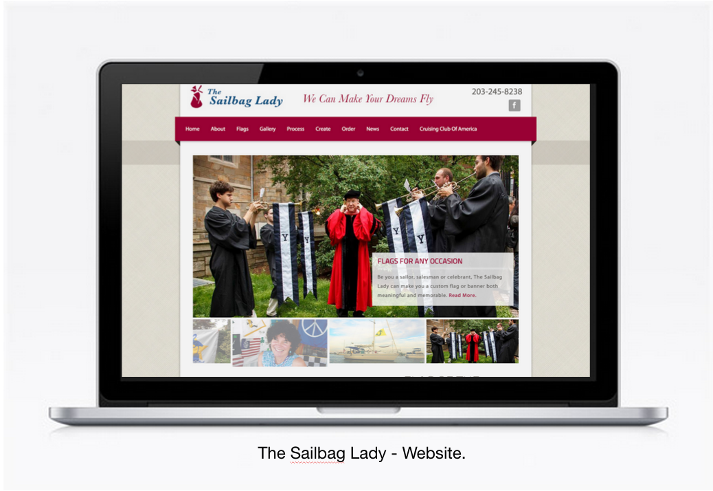 The Sailbag Lady Gallery Pic
