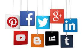 Social Media Marketing Motif